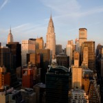 Morning in Manhattan